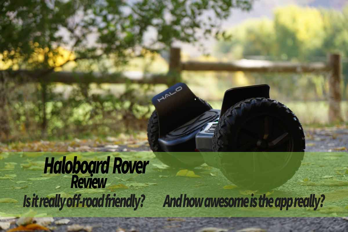 Halo rover review picture and how awesome is it really?