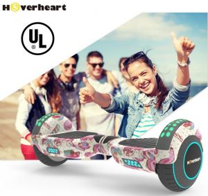 lithium free hoverboard