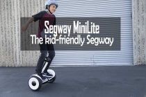 Segway MiniLite Review – Cheaper, safer and kids-approved