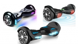 TOMOLOO Hoverboard Review – Testing the line-up